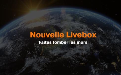 Annonce de la Livebox 4 en mai 2016