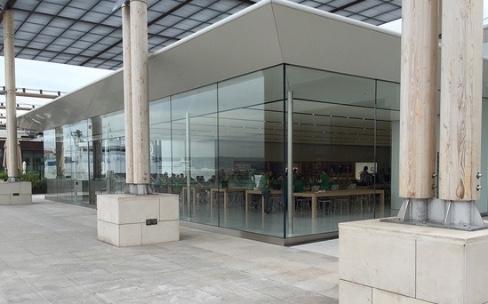 L'Apple Store de Marseille dévoile son intérieur