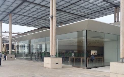 L'Apple Store de Marseille est ouvert