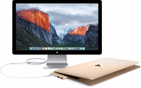 HyperDrive, un hub pour MacBook avec mini DisplayPort