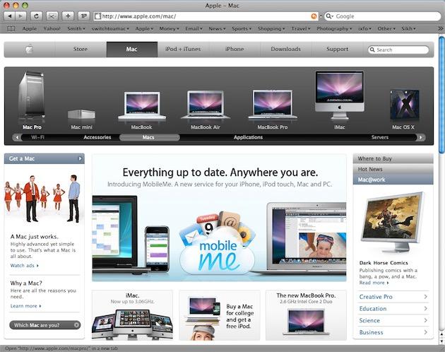 Astuce Safari : revenir simplement aux résultats de recherche
