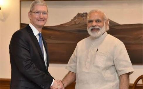 Tim Cook : « Nous sommes en Inde pour les mille prochaines années»