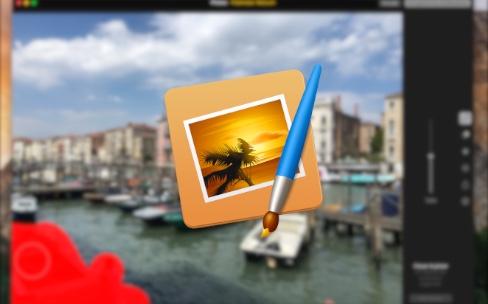 Pixelmator 3.5 nettoie les images dans Photos