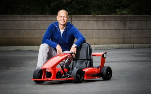 Tony Fadell se lance dans les véhicules électriques (pour enfants)