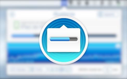 BlueSense lance des scripts grâce au Bluetooth