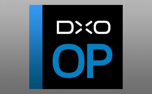 DxO OpticsPro: la version 11 disponible, la version 9 gratuite