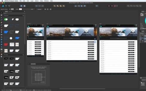 Affinity Designer : deux nouvelles fonctions pour la version 1.5