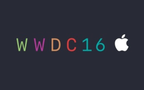 WWDC 2016 : Apple transcrit les sessions