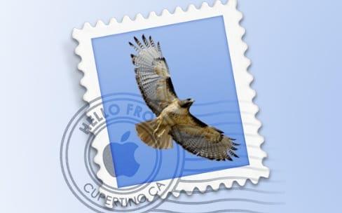 Airmail : le dauphin de Mail