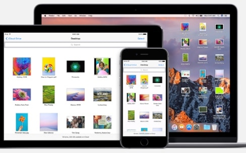 macOS Sierra : supprimer les avertissements d'iCloud Drive