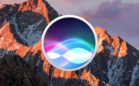 Comment avoir Dis Siri sur macOS Sierra?