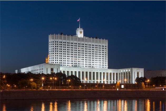 Le siège du parlement russe, à Moscou (photo Kirill Vinokurov CC BY 2.0)