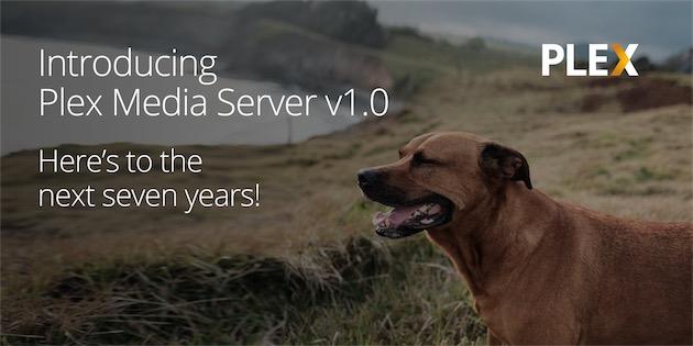 Si vous vous posiez la question, ce chien accompagne le créateur de Plex depuis les débuts et il fait des apparitions dans tous les articles publiés sur le blog officiel.