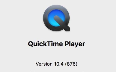 macOS Sierra : QuickTime perd quelques plumes