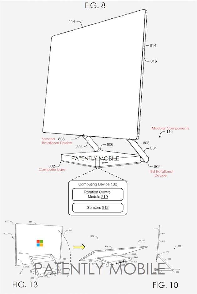 Microsoft Une Surface Tout En Un Pour Concurrencer Limac