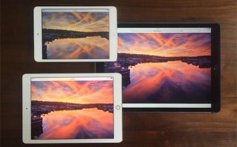 Safari affichera les meilleures couleurs possibles pour chaque écran