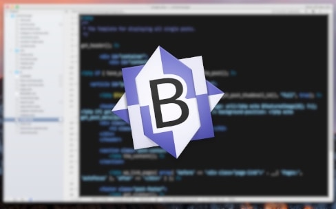 BBEdit propose gratuitement ses fonctions de base