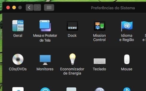 Le vrai-faux mode sombre de macOS Sierra