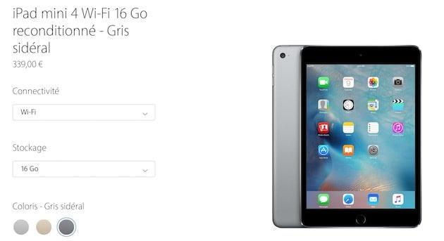 mac  les macbook air sont en vente sur le refurb