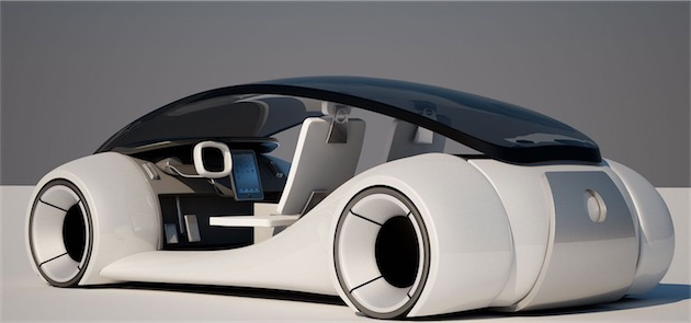 Ceci ne sera pas la voiture d'Apple.