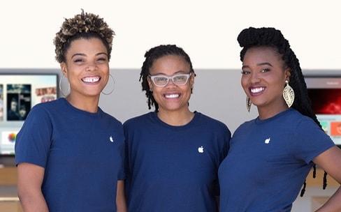 La diversité d'Apple progresse lentement