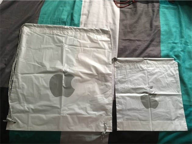 Les sacs des Apple Store sont maintenant payants   MacGeneration
