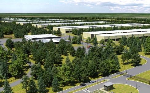 Feu vert pour le centre de données Apple en Irlande