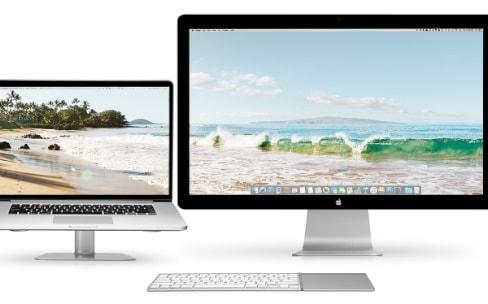 De superbes fonds d'écran estivaux pour les configurations à deux écrans