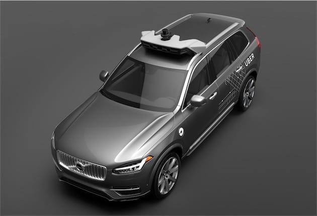 Uber lance ses véhicules autonomes à Pittsburgh