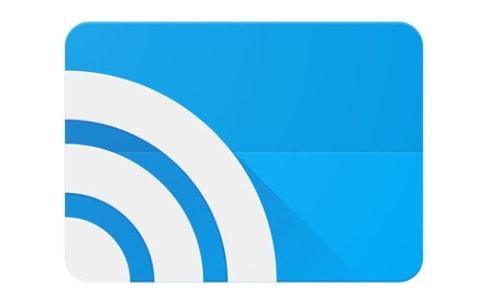 Google Cast est intégré nativement à Chrome