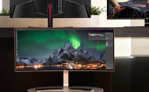 En attendant l'écran 5K d'Apple, LG dévoile de nouveaux moniteurs 21/9