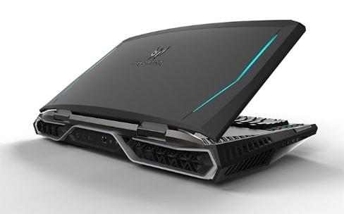 Acer présente un portable incroyablement fin et un autre incroyablement gros