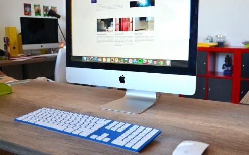 BleuJour réinvente le clavier étendu d'Apple