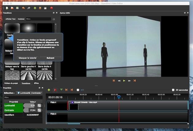 Editeur audio et vidéo professionnel