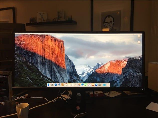 Moment émotion : la première fois que l'on voit OS X tourner sur son hackintosh…