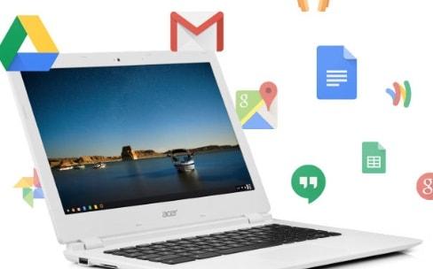 L'arrivée des apps Android sur Chrome OS reportée