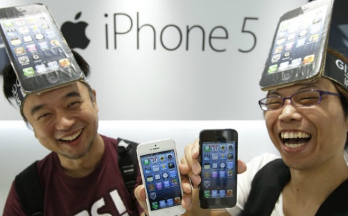 Le régulateur japonais pourrait sanctionner Apple et trois opérateurs