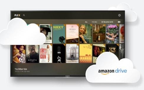 Plex Cloud: Amazon Drive comme serveur illimité de media center