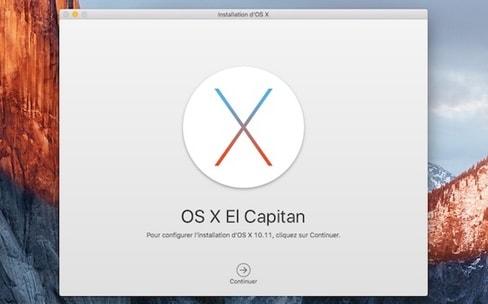 Que faire quand on n'a pas téléchargé à temps une version d'OS X?