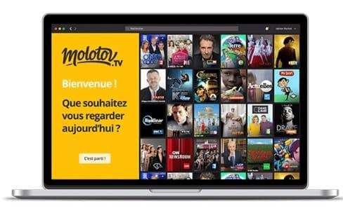 MoloChrome: une extension pour utiliser Molotov dans Chrome (et Firefox)