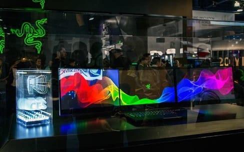 Deux prototypes de nouveaux produits Razer volés au CES