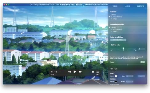 IINA : un nouveau lecteur vidéo open-source