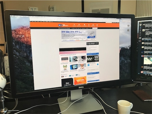 Pourquoi Et Comment Utiliser Un Ecran 4k Sur Mac Macgeneration