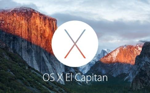 OS X El Capitan : Apple met à jour une mise à jour de sécurité