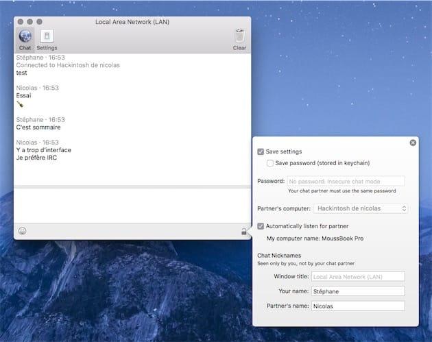 Underpass, une messagerie P2P confidentielle et minimaliste
