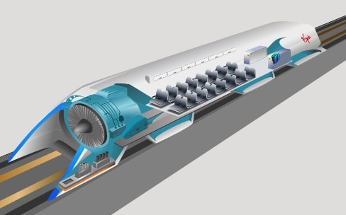 Hyperloop installera un centre de recherche à Toulouse
