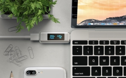 Satechi imagine un accessoire pour surveiller les accessoires USB-C