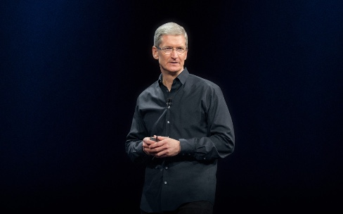 Tim Cook écoule 60000 actions Apple