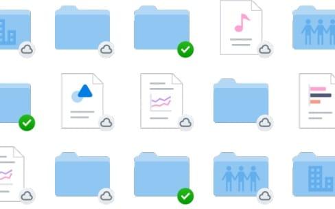 Dropbox active la synchronisation intelligente pour les équipes