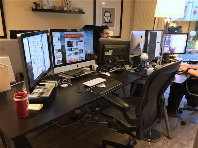 test du support ergonomique rollermouse red plus pour soigner ses douleurs macgeneration. Black Bedroom Furniture Sets. Home Design Ideas